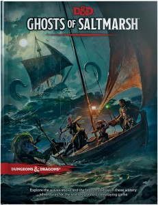 D&D 5.0: Ghosts of Saltmarsh EN