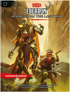 D&D 5.0: Eberron - Rising from the Last War EN