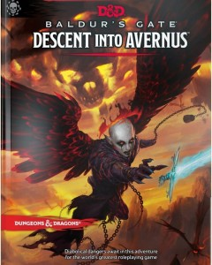 D&D 5.0: Baldur's Gate - Descent into Avernus EN