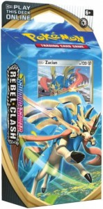 Pokemon TCG: Sword & Shield Rebel Clash - Zacian Talia