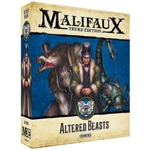 Malifaux: Altered Beasts