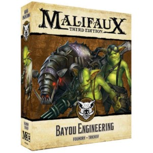 Malifaux: Bayou Engineering