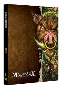 Malifaux: Bayou Faction Book