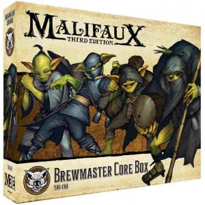 Malifaux: Brewmaster Core Box