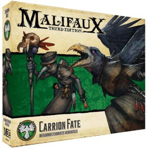 Malifaux: Carrion Fate