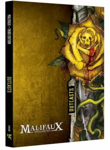 Malifaux: Outcast Faction Book
