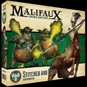 Malifaux: Stitched and Sewn
