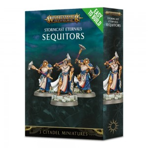 Sequitors - Easy To Build