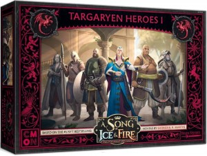 Song of Ice & Fire: Targaryen Heroes #1