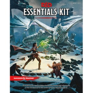 D&D 5.0: Essentials Kit