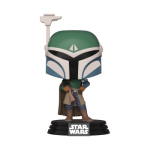 Funko-POP!: Star Wars - Covert Mandalorian