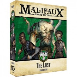 Malifaux: The Lost