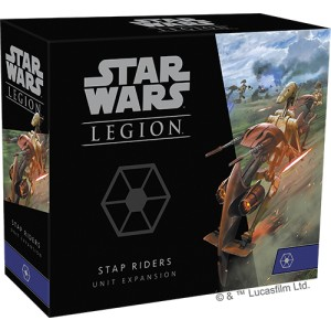 Star Wars: Legion – STAP Riders
