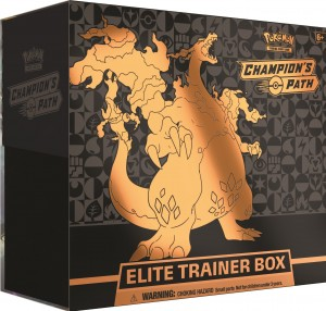 Pokemon 3.5 Champion's Path - Elite Trainer Box