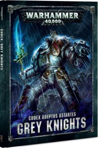 Warhammer 40,000: Codex Adeptus Astartes - Grey Knights