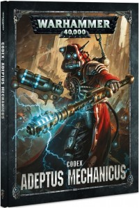 Warhammer 40,000: Codex Adeptus Mechanicus
