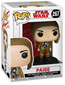 Funko-POP!: Star Wars E8 - Paige