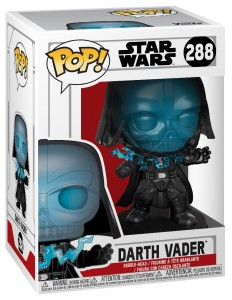 Funko-POP!: Star Wars - Darth Vader (Electrocuted)