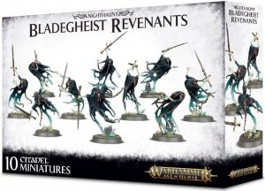 Nighthaunt - Bladegheist Revenants
