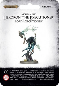 Nighthaunt - Liekoron the Executioner - Lord Executioner
