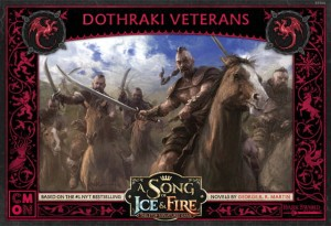 A Song of Ice & Fire: Targaryen Dothraki Veterans