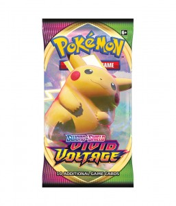 Pok: S&S Vivid Voltage Booster Pack
