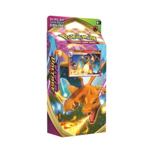 Pok: S&S Vivid Voltage Theme Deck Charizard