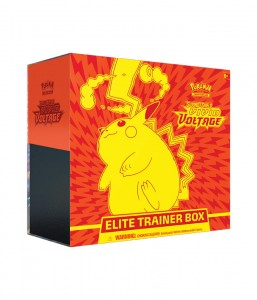 Pok: S&S Vivid Voltage Elite Trainer Box