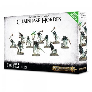 Chainrasp Hordes Easy to Build