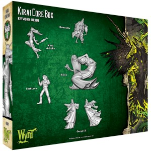 Malifaux: Kirai Core Box