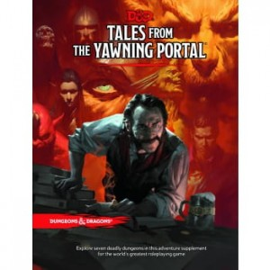 D&D 5.0: Tales From the Yawning Portal EN - uszkodzony