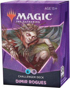 Magic The Gathering: Challenger Deck 2021 - Dimir Rogues