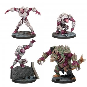 Deadzone Plague Monsters Booster