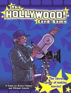 The Hollywood Card Game - uszkodzone