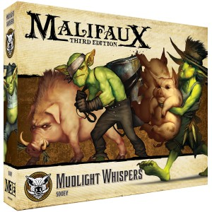 Malifaux: Mudlight Whispers