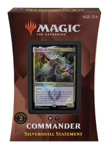 Magic The Gathering: Strixhaven - Commander Deck Silverquill Statement