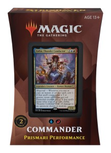 Magic The Gathering: Strixhaven - Commander Deck Prismari Performance