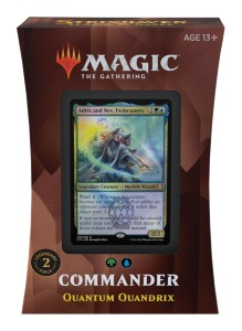 Magic The Gathering: Strixhaven - Commander Deck Quantum Quandrix
