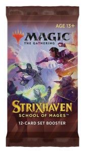 Magic The Gathering: Strixhaven - School of Mages - Set Booster