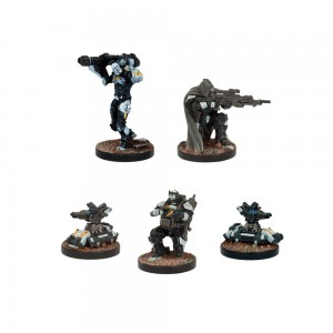 Deadzone Enforcers Specialists Booster