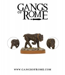 Gangs of Rome: Fierce Mastiff