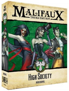 Malifaux: High Society