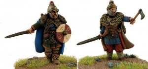Early Saxon - Hengist and Horsa