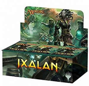 Magic the Gathering: Ixalan boosterbox (36 boosterów)