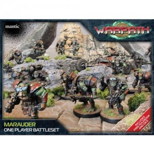 Marauder One Player Battle Set (31 figurek)