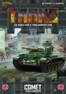 TANKS - British Comet