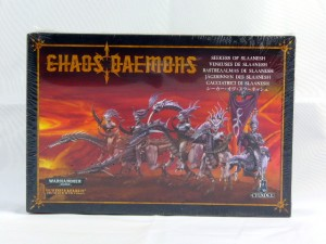 Daemons of Chaos Seekers of Slaanesh