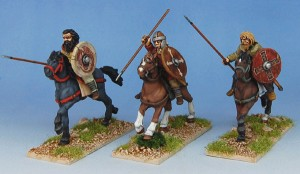 Early Saxon - Cavalry