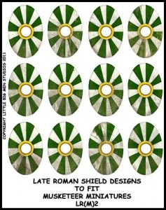 Late Roman Shield Transfers 2