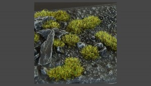 Dark Moss Tuft (2mm)